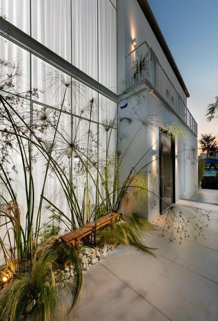בית ברמת השרון - חלוקות עדינות שיוצרות מפגש מושלם בין הקלאסי למודרני