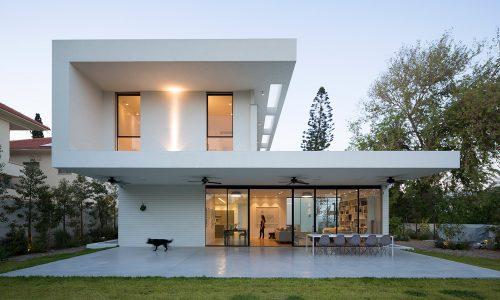 בית בהרצליה פיתוח – קו נקי ותכנון חכם