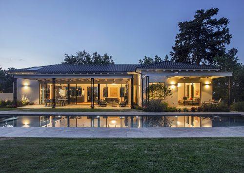 Modern or Classical? Minimalist Steel-Windows & Doors