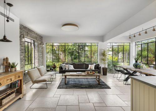 Ultra-Minimalist Steel-Windows & Doors