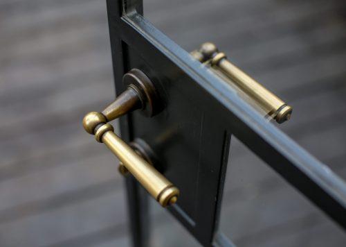 TUVAL's Steel-Windows & Doors Handles Collection